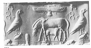 D'après Collon, 1987, n.923, époque achéménide
