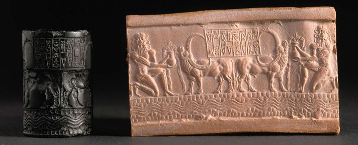 Les animaux du Proche-Orient ancien, deuxième partie. Une signification complexe…