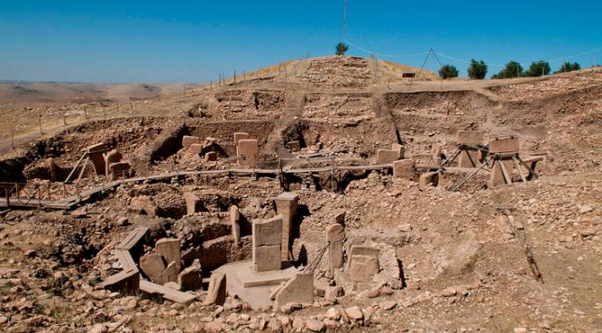 Göbekli Tepe ou le premier temple ?