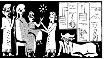 Amulettes, cachets et sceaux cylindres