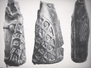 Stèle de Sargon d'Akkad (Musée du Louvre, Paris)