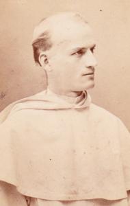 Le Père Scheil dans les années de jeunesse (Archives dominicaines de la Province de France)