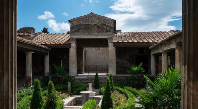 L'archéologie des jardins