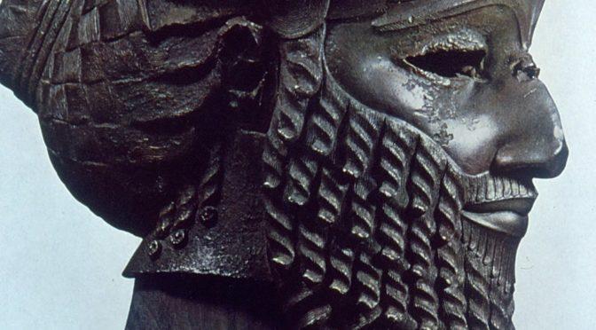 Ninive, la capitale de Sennacherib