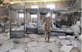 Destruction du Musée de Bagdad (2003)