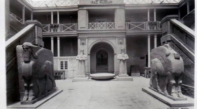 Le Musée de Bagdad: histoire d'une passion