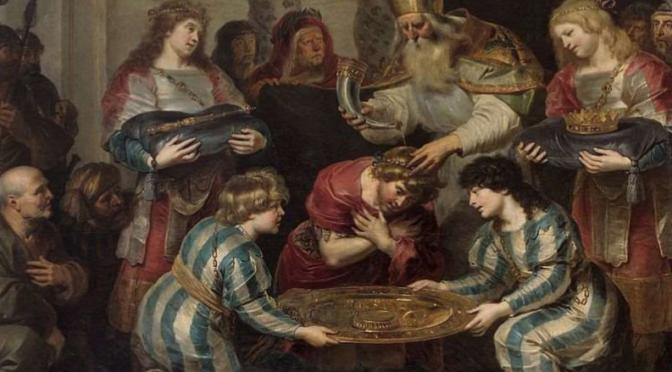 Les prophètes dans la Bible et au Proche-Orient ancien