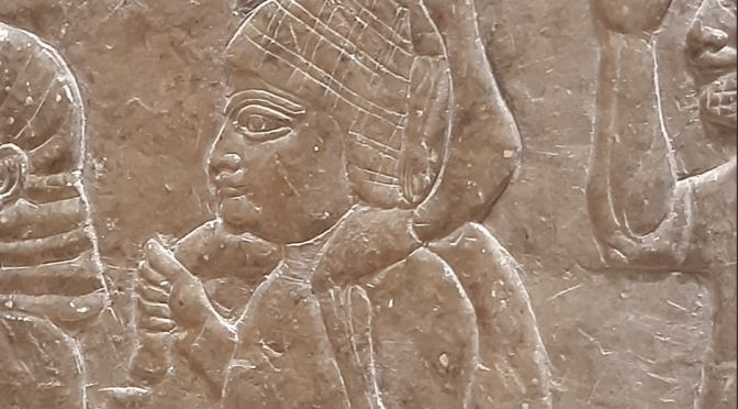 Les enfants en Mésopotamie